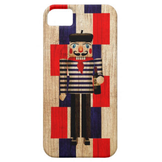 AD French Nutcracker iPhone SE/5/5s Case