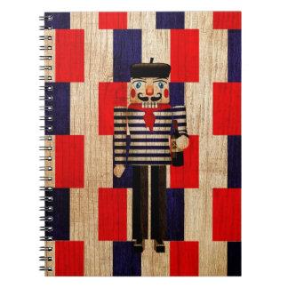AD French Nutcracker Notebook