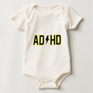 AD HD BABY BODYSUIT