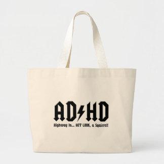 AD/HD BOLSA TELA GRANDE