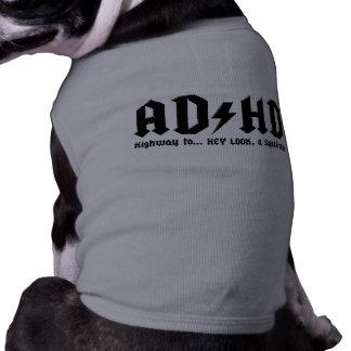 AD/HD PET TSHIRT