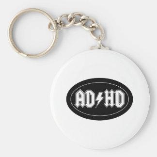 AD/HD KEYCHAIN