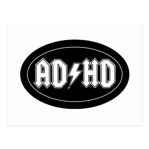 AD/HD TARJETAS POSTALES
