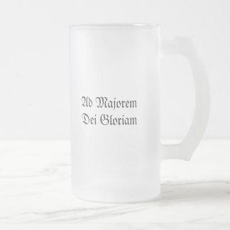 Ad Majorem Dei Gloriam Mug