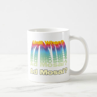 Ad Mosai Coffee Mug