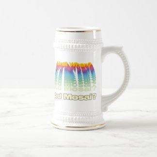 Ad Mosai Coffee Mugs