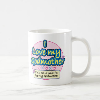 Ad paid for by my Godmother pk Coffee Mug