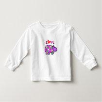 AD- Purple Hippo Love Shirt