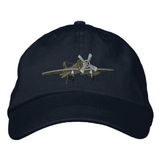 AD Skyraider Hat Embroidered Baseball Cap