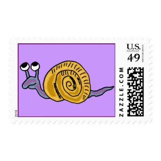 AD- Snail Mail Postage Stamps