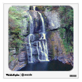 AD- Waterfall Photography Wall Decal