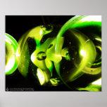 """Ada - 3/3 - poster del """"huevo cósmico"""""""