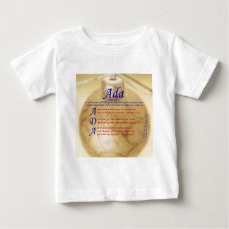 Ada Acrostic Shirt