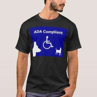 ADA Compliant T-Shirt