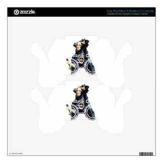 ada countess of lovelace PS3 controller skins