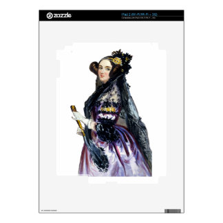 ada countess of lovelace skins for the iPad 2