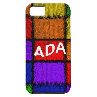 ADA ( female names ) iPhone 5 Cover