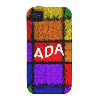 ADA ( female names ) iPhone 4/4S Cases