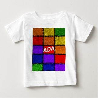 ADA ( female names ) Infant T-shirt