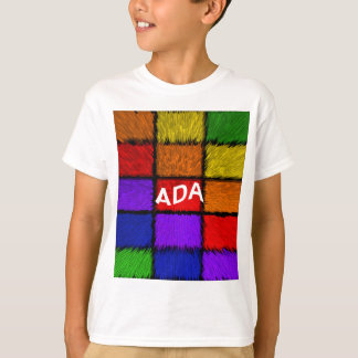 ADA ( female names ) T-Shirt
