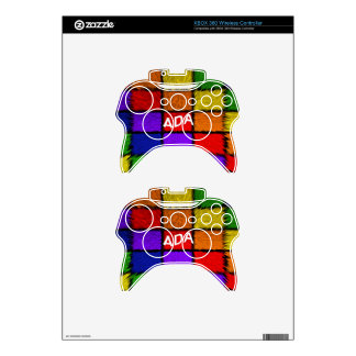 ADA ( female names ) Xbox 360 Controller Decal