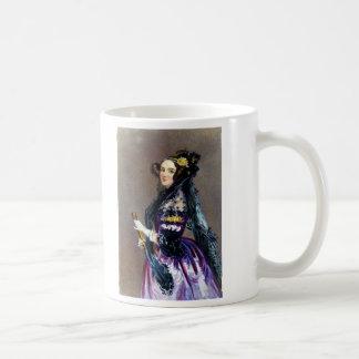 Ada King Countess of Lovelace by Alfred Chalon Coffee Mug