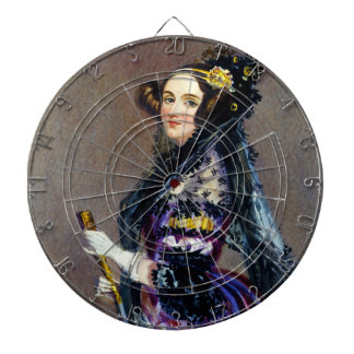 Ada King Countess of Lovelace by Alfred Chalon Dart Boards