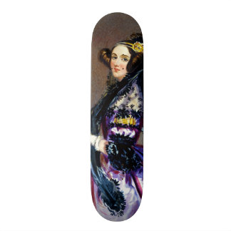 Ada King Countess of Lovelace by Alfred Chalon Skate Board Decks