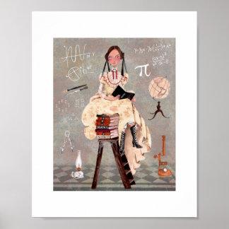 Ada Lovelace | Graduation | Poster