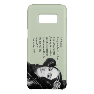 Ada Lovelace - on imagination Case-Mate Samsung Galaxy S8 Case