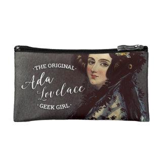 Ada Lovelace - The Original Geek Girl Makeup Bag