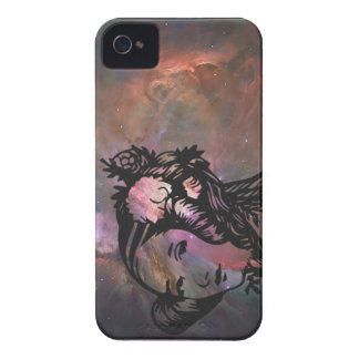 Ada Lovelace with Orion Nebula iPhone 4 Case