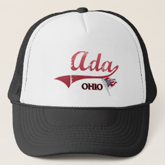 Ada Ohio City Classic Trucker Hat