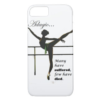 Adagio... Many have suffered, few have died. iPhone 8/7 Case