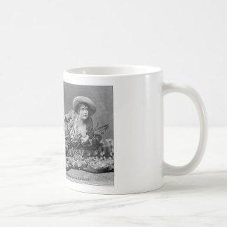 Adah Isaacs Menken as Mazeppa ~ 1866 Coffee Mugs