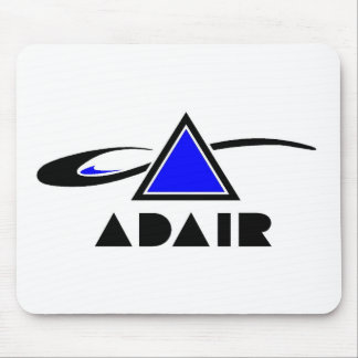 ADAIR Co. Band logo Mouse Pad