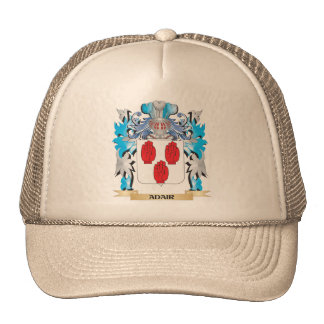 Adair Coat Of Arms Trucker Hat