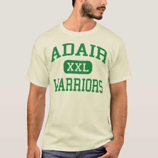 Adair - Warriors - High School - Adair Oklahoma T-Shirt