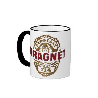 Adam-12 & Dragnet Ringer Coffee Mug