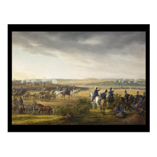 Adam Albrecht - Battle of Moscow 1812 Postcard