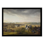Adam Albrecht Battle of Moscow 1812 Print