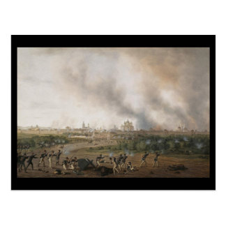 Adam Albrecht Battle of Smolensk 1812 Postcard