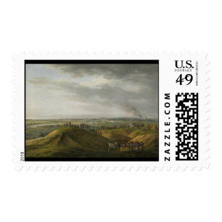 Adam Albrecht In the Environs of Moscow 1812 Postage Stamp