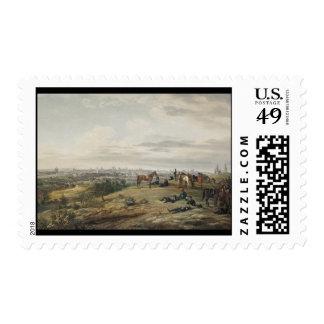 Adam Albrecht In the Environs of Viazma Postage Stamp