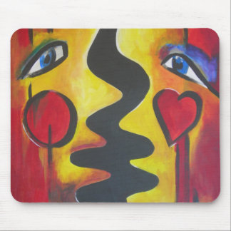 Adam and Eve 2006 Mouse Pad