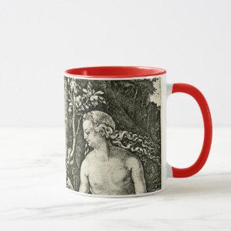 Adam and Eve by Albrecht Durer Mug