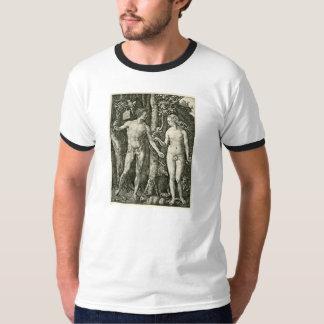 Adam and Eve by Albrecht Durer T-Shirt