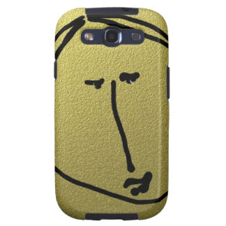 Adam and Eve Samsung Galaxy SIII Case