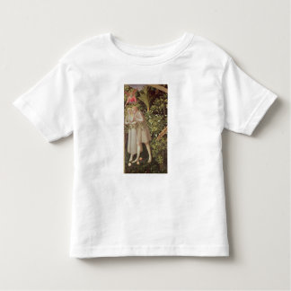 Adam and Eve Expelled from Paradise Shirt