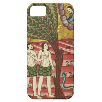 Adam and Eve Medieval iPhone 4 Case